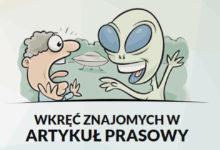 Oniet - Generator internetowych żartów i śmiesznych informacji prasowych 7