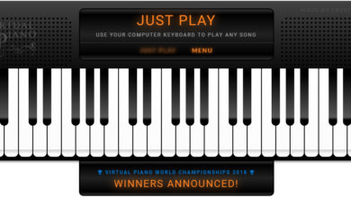Pianino online – czy warto wypróbować wirtualne pianino w internacie? 2