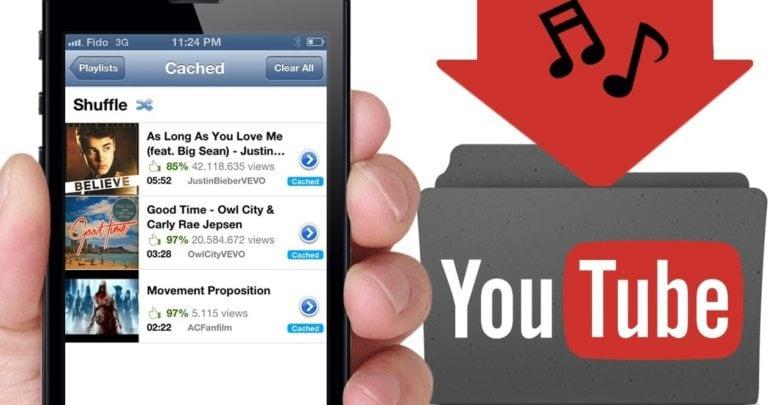 Jak ściągnąć muzykę z YouTube
